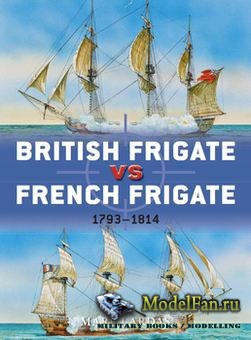 Osprey - Duel 52 - British Frigate vs French Frigate 1793-1814