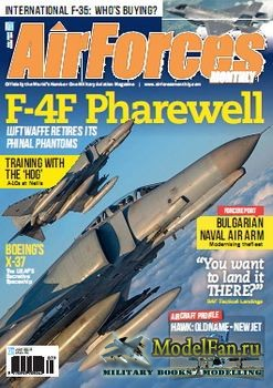 AirForces Monthly (July 2013) №304