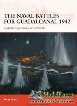 Osprey - Campaign 255 - The Naval Battles for Guadalcanal 1942