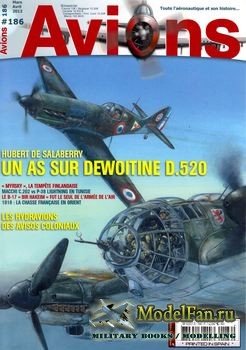 Avions №186 (Март/Апрель 2012)