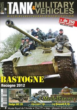 Tank & Militray Vehicles №10 2013