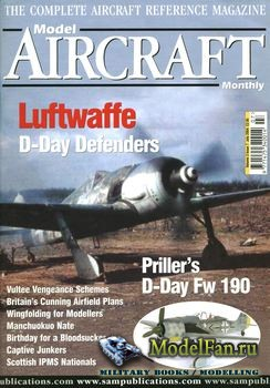 Model Aircraft Monthly July 2004 (Vol.3 Iss.07)