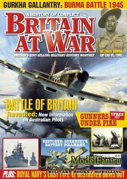 Britain at War Magazine №75 (July 2013)