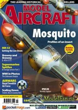 Model Aircraft July 2013 (Vol.12 Iss.07)
