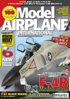 Model Airplane International №96 (July 2013)