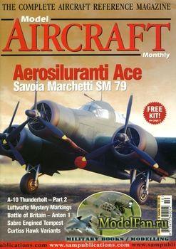 Model Aircraft Monthly October 2004 (Vol.3 Iss.10)