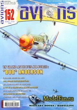 Avions №152 (Июль/Август 2006)