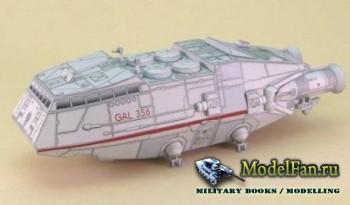 Colonial Shuttle (Звёздный крейсер «Галактика»)
