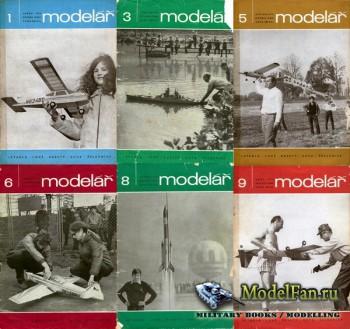 Modelar за 1972 год