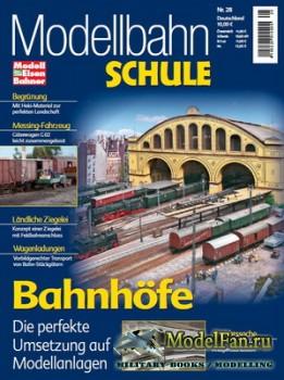Modell Eisenbahner Modellbahnschule 28