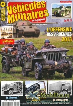 Vehicules Militaires №49 (2013)