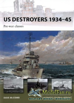 Osprey - New Vanguard 162 - US Destroyers 1934-45 - Pre-war classes