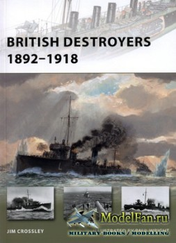 Osprey - New Vanguard 163 - British Destroyers 1892-1918