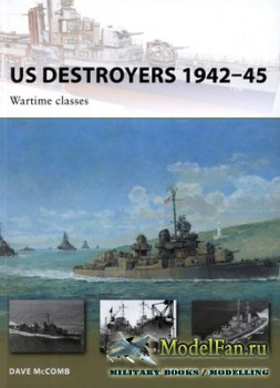 Osprey - New Vanguard 165 - US Destroyers 1942-45 - Wartime Classes