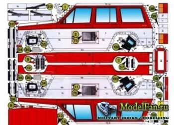 5-ти дверный Jeep Cherokee 4.0 (5 вариантов раскраски кузова) [отредактиров ...