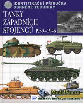 Tanky Zapadnich Spojencu 1939-1945 (David Porter)