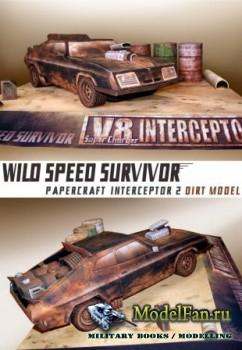 V8 Super Charger Interceptor2 Dirt Model