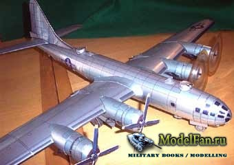 Fiddlersgreen - B-29 Superfortress & Tu-4