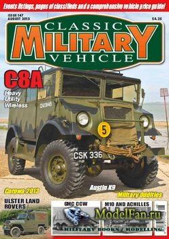 Classic Military Vehicle №8 2013