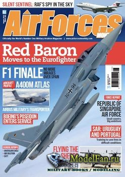 AirForces Monthly (August 2013) №305