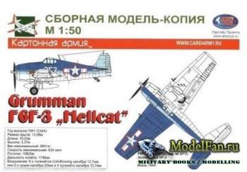 Grumman F6F-3