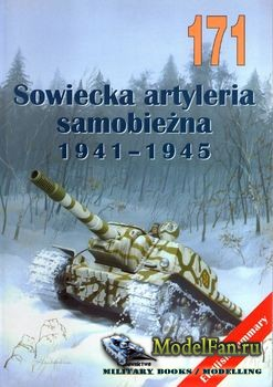 Wydawnictwo Militaria №171 - Sowiecka Artyleria Samobiezna 1941-1945