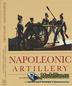 Napoleonic Artillery (Anthony L. Dawson)