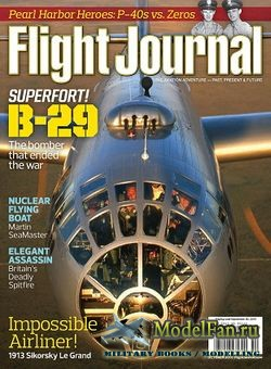 Flight Journal №10 2013