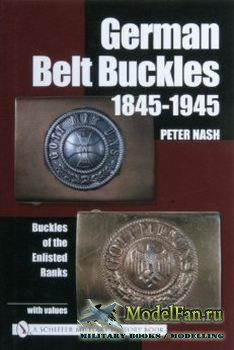 German Belt Buckles 1845-1945 (Peter Nash)