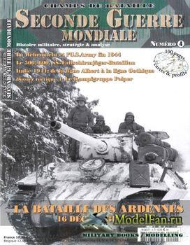 Seconde Guerre Mondiale: Champs de Bataille №4
