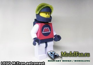 LEGO M-Tron astronaut
