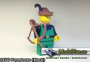 LEGO Forestman (black)
