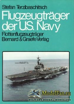 Flugzeugtrager der U.S.Navy Band 1: Flottenflugzeugtrager (Stefan Terzibasc ...