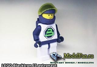 LEGO Blacktron II astronaut