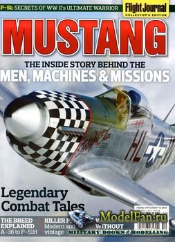 Mustang - Flight Journal Collector's Edition