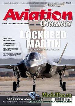 Aviation Classics №21 - Lockheed Martin