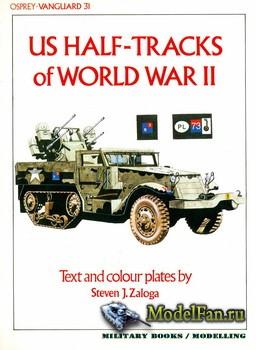 Osprey - Vanguard 31 - US Half-Tracks of World War II