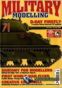 Military Modelling Vol.35 No.7 (June/July 2005)
