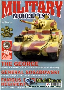 Military Modelling Vol.35 No.9 (August 2005)