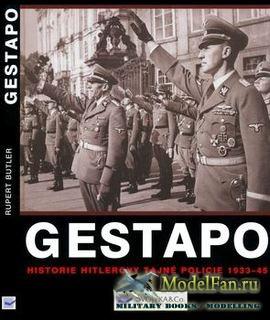 Gestapo: Historie Hitlerovy Tajne Policie 1933-1945 (Rupert Butler)