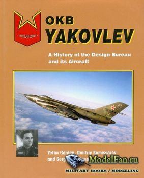 OKB Yakovlev (Yefim Gordon, Sergey Komissarov, Dmitriy Komissarov)