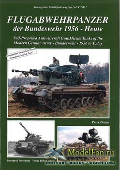 Tankograd 5021 - Self-Propelled Anti-Aircraft Gun/Missile Tanks