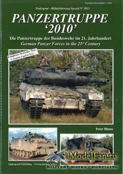 "Tankograd 5023 - Panzertruppe ""2010"" - German Panzer Forces in the 21st Century"