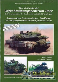 Tankograd 5005 - German Army Training Center Letzlingen