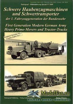 Tankograd 5009 - Heavy Prime-Movers and Tractor-Trucks