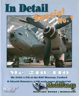 WWP in Detail Special №1 - Me 210/410