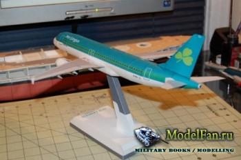 Airbus A320-214 Aer Lingus [Julius Perdana - John Bowden]