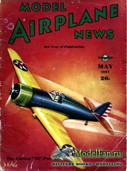 Model Airplane News (May 1937)