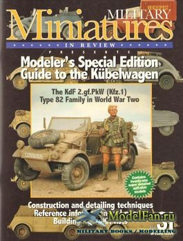 Modeler's Special Edition Guide to Kubelwagen