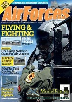 AirForces Monthly (October 2013) №307